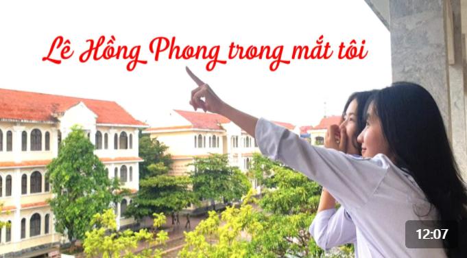 Lê Hồng Phong trong mắt tôi